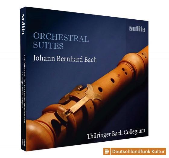 CD: Orchestral Suites– Johann Bernhard Bach